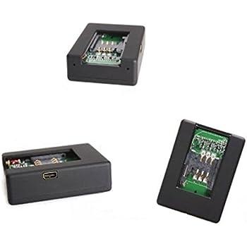 Locator Micro espion GSM enregistrement vid/éo et audio avec activation via SMS ou sons de CS ELETTROINGROS
