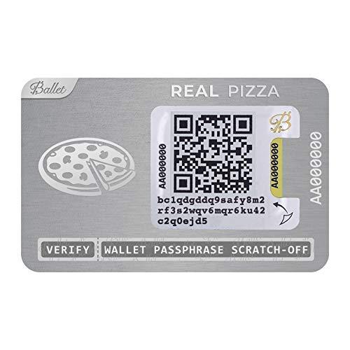 Ballet Real Pizza - Monedero de criptomonedas convencional...