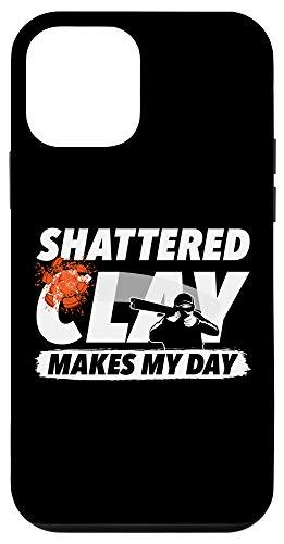 iPhone 12 mini Skeet Shooting I Trap Shooter Range Shotgun Clay Pigeon Case