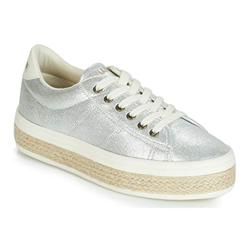 NONAME Malibu Sneakers Donne Argento - 41 - Sneakers Basse
