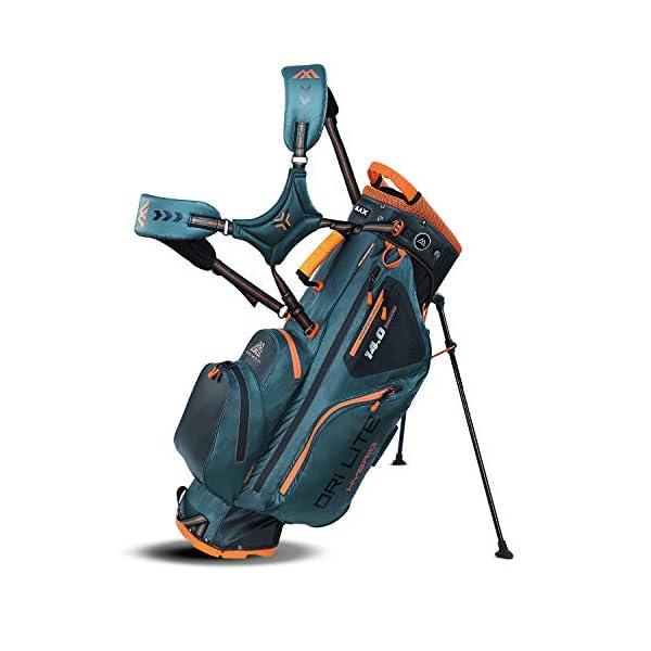 Big-Max-Dri-Lite-Hybrid-2019-Sac-de-golf–trpied-hydrofuge–Bleunoirorange