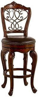 baroque bar stool