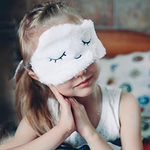 NIUPAN Slaap Slaapmasker Oogmasker Slaap Oogmasker Volwassen kinderen slapen