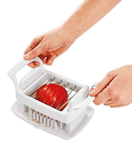 Gravidus praktischer Tomaten- und Mozzarellaschneider