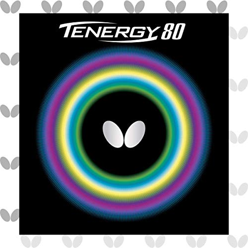 Best Price Butterfly Tenergy 80 Table Tennis Rubber Table Tennis Rubber | 1.7 mm, 1.9 mm, or 2.1 mm ...