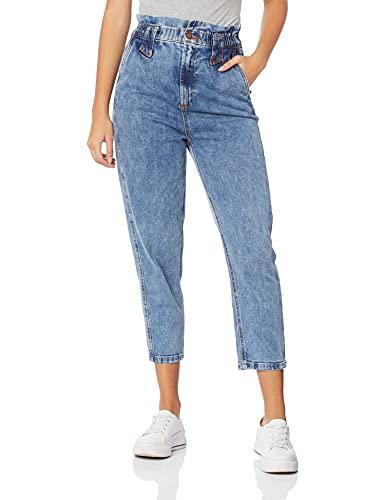 Calça jeans Baggy Super High, Lança Perfume, Feminino, Jeans, M
