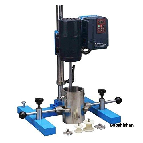 Baoshishan JL-1001 Labor-Mischmaschine mit hoher Geschwindigkeit, automatische Sand-Mischmaschine, Beschichtung, Dispersion-Mischer, Multifunktionsmaschine