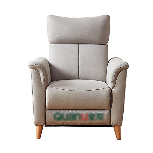 FUCHEN Sillón Relax,sillón Salón,Sala De Estar En Casa Sofá De Teatro,para Sala De Estar,Dormitorio,Oficina,Sala De Juegos 89 * 83 * 107 cm
