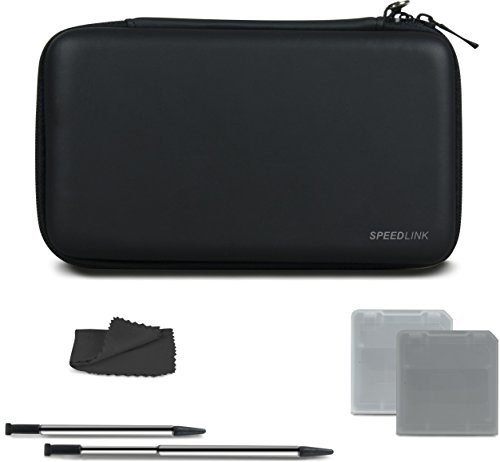 SPEEDLINK 7-IN-1 STARTER KIT - für NEW 3DS XL, schwarz [New Nintendo 3DS]