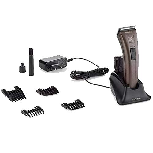 MOSER Profesional Hair Clipper Genio PRO 1874-0050 with Interchangeable Battery Pack