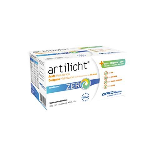 ARTILICHT Artilicht Zero S Alim 15vial 60ml, color, 487.2 ml, pack of/paquete de 1