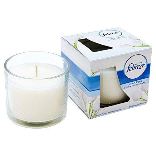 Febreze Candle Cotton Fresh