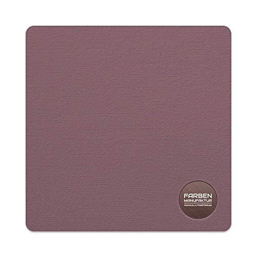 Farben Manufaktur Latexfarbe Traumlux matte Dispersionsfarbe Wandfarbe in trendigen Farbtönen (2L, taupe)