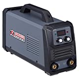 Amico Professional Welding Machine, 200 Amp Stick Arc DC Welder, 80% Duty Cycle, 100~250V Wide Voltage