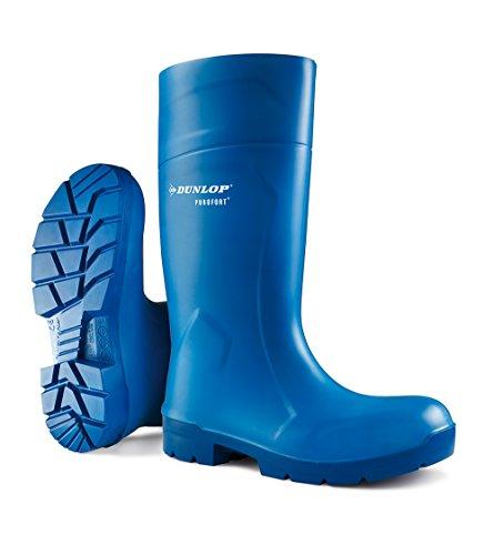 Dunlop PUROFORT MultiGrip Safety blauw, werkrubberlaarzen, 37