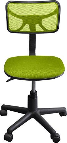 Price comparison product image Urban Shop WK659226 Swivel Mesh Task Chair,  Neon
