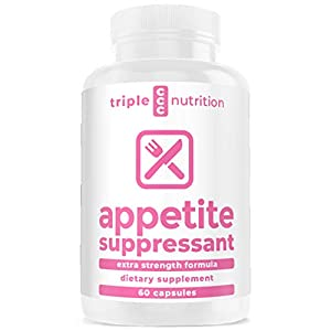 Appetite Suppressant for Weight Loss | Appetite Suppressant for Women | Best Weight Loss Pills for Women | Suppress Your Appetite, Boost Your Energy, Stimulate Your Metabolism – 60 Caps