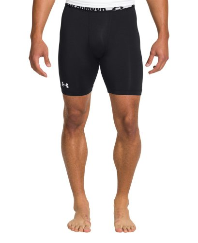 Under Armour HeatGear Sonic Compression Shorts - X Large - Black