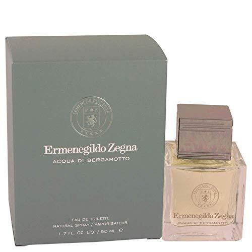 Ermenegildo Zegna Acqua Di Bergamotto Edt 50 ml
