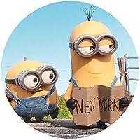 Generique - Oblea Bob y Kevin Minions 20 cm