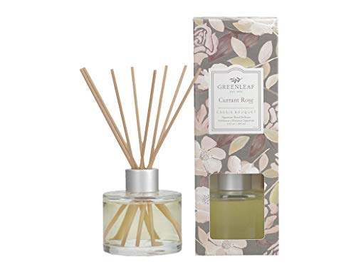 Greenleaf Currant Rose Reed Diffuser 118ml