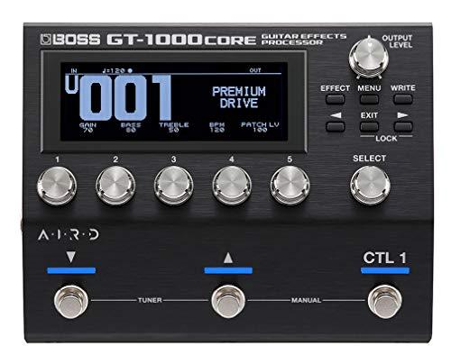 Boss GT-1000CORE pedal multiefectos guitarra y bajo