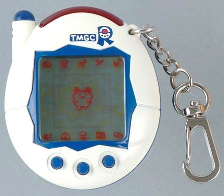 Con series white-to-red plus Tamagotchi! Paddle mobile (japan import)