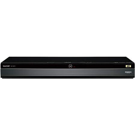 シャープ 2TB 3チューナー ブルーレイレコーダー 4Kチューナー内蔵 4K放送W録画対応 4Kアップコンバード対応 UltraHD再生対応 4B-C20BT3