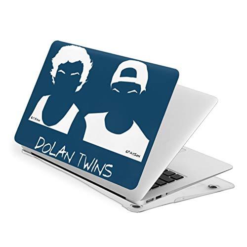Do_Lan Tw_Ins - Funda para MacBook Air 13 (compatible con MacBook Apple Laptop Eléctrico Skull Smooth Protection), diseño de calavera