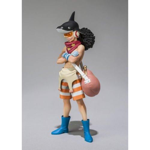 One Piece Chouzoukei Damashii Film Z Opening * Figurine : Lysop (10 cm)