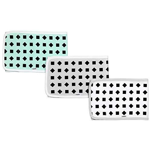 Nanit B323MUS Atemband, Größe L, mehrfarbig, 3 Stück