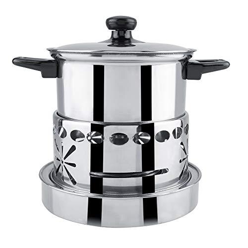 De espesor acero inoxidable Hot Pot Utensilios for