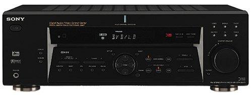 Sony STR-DE475/B 5.1 Dolby-Digital AV-Receiver, schwarz