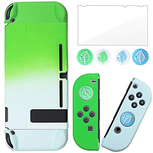 BRHE Dockable Switch Protective Case Cover for Nintendo Switch Joy-Con...