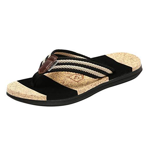 UXITX Zapatillas Zapatillas de Hombre Zapatos de Verano Sand
