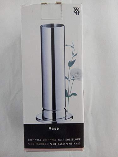 WMF Vase H 19 cm Cromargan: Edelstahl Rostfrei 18/10