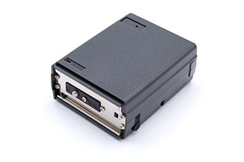 vhbw NiMH batería 1800mAh (8.4V) para Walkie Talkie iCOM IC-M11, IC-M12, IC-M2, IC-M5, IC-U12, IC-U16, IC-U2 y BP-8, CM-8, CM-8G.