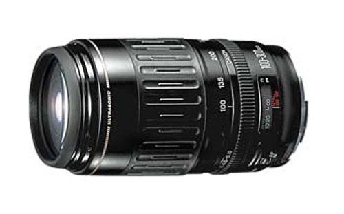 Canon EF 100-300mm f/4.5-5.6 USM Telephoto Zoom Lens for Canon SLR Cameras (Discontinued by Manufacturer)