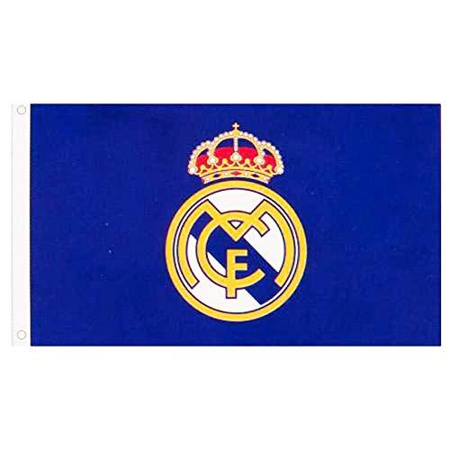 pequeño y compacto Parche Regalo-Bandera Arsenal (Talla Única) (Real Madrid)