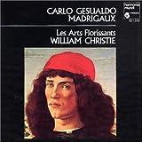 Gesualdo - Madrigale / Les Arts Florissants, Christie