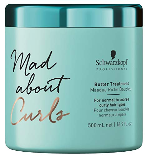 Schwarzkopf Professional Mad About Curls Butter Treatment, 500 ml