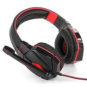 KOTION G4000 (Black/Red) Each G40000 Headphone
