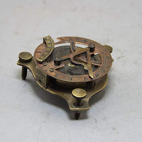 Messing Kompass, Handwerk Ratgeber Ratgeber Compass Dekorationen Literary Retro schön und praktisch, Sammeln Geschenke