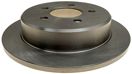 ACDelco Silver 18A731A Rear Disc Brake Rotor