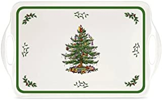 Spode Christmas Tree Sandwich Tray -15.0