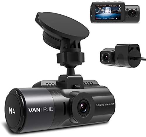 20% off VANTRUE Vehicle Dash Video