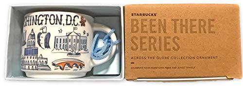 Starbucks Washington DC Been There Serie Holiday Espresso Tasse Ornament Geschenkbox