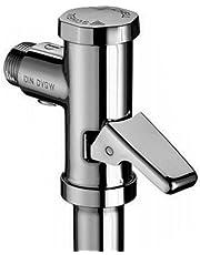 SCHELL SCH022020621 zawór spłukujący do WC SCHELLOMAT - przezroczysty