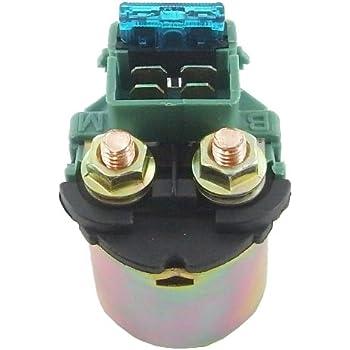 Triumilynn Starter Solenoid Relay Compatible with Honda 750 VT750 Shadow VT 750 1998 1999 2000 2001 2002 2003 2004 2005 2006 2007 2008 2009 2010