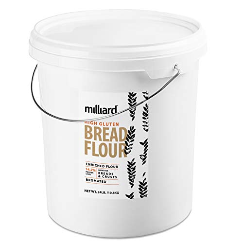Milliard Bread Flour Enriched/ Bleached/ Bromated 24 LB